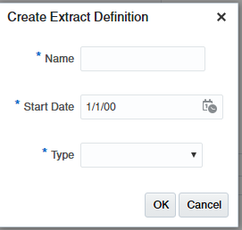 Oracle HCM Cloud – Outbound Integration through HCM Extracts - Open